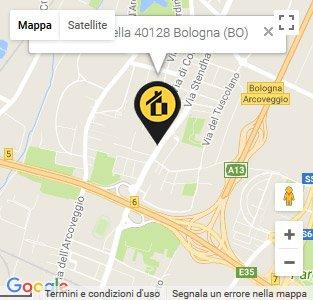 Mappa-Bologna