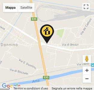 Mappa-Firenze