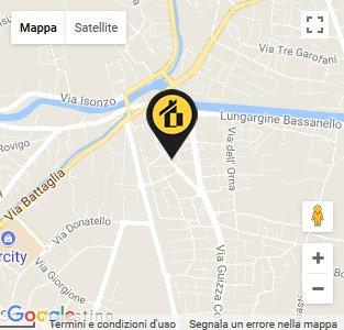 Mappa-Padova