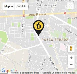 Mappa-Torino
